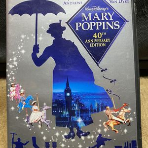 MARY POPPINS: 40th Anniversary DVD for Sale in Pleasanton, CA
