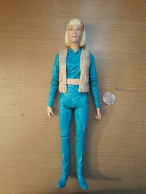 Jane West Louis Marx Action Figure Doll Best Of The West for Sale in Stockton, CA