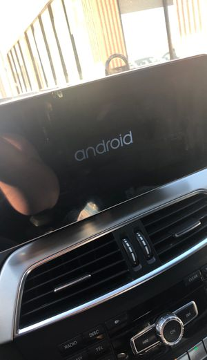 10.25 inch Mercedes W204 Screen W/ Apple CarPlay for Sale in Las Vegas, NV