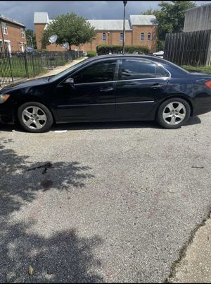 Acura Rl 2006 3.5 AWD for Sale in Baltimore, MD