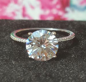 925 simulated Diamond Ring for Sale in Columbus, OH