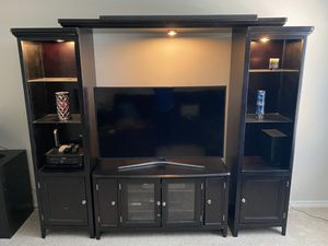 Ashley Furniture- Entertainment Stand for Sale in Tucson, AZ