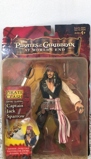 PIRATES of the CARIBBEAN at World's End. COLLECTORS ITEM for Sale in West Columbia, SC