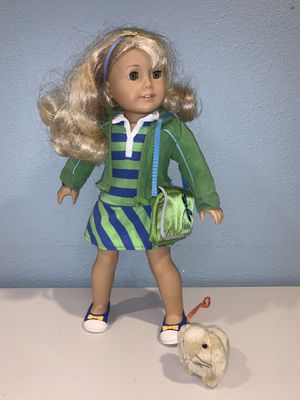 Lanie American Girl Doll- includes 9 outfits, great condition for Sale in Greenwood Village, CO