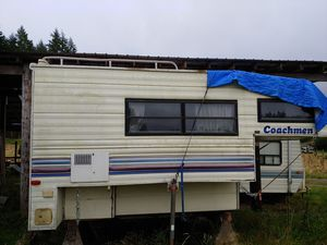 86 ford camper for Sale in Aberdeen, WA