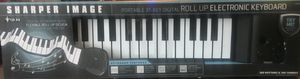 Brand New! Sharper Image portable roll-up keyboard!! for Sale in Portland, OR