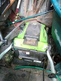 Lawn mower 120volt 10 amp for Sale in St. Louis, MO
