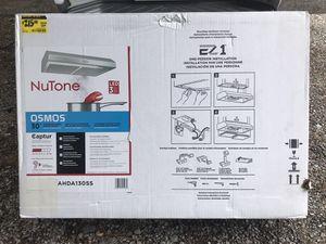 NuTone Osmos Deluxe 30 in. Convertible Range Hood for Sale in Murfreesboro, TN