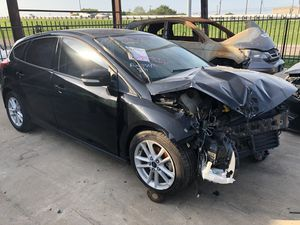 2016 Ford Focus for parts PARTS ONLY for Sale in Dallas, TX