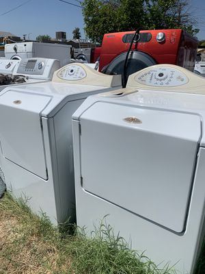 Maytag neptune washer and dryer set@delivery available for Sale in Phoenix, AZ