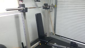 Complete home gym set for Sale in Oakland Park, FL