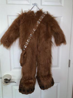 Star Wars Chewbacca costume for Sale in Oak Lawn, IL