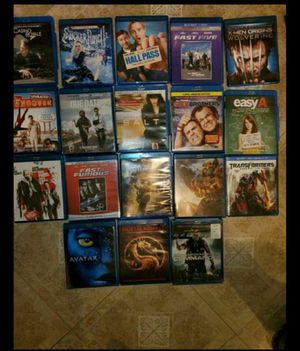 Blue Ray Dvds for Sale in Orlando, FL
