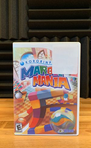 Marble Mania (Wii) for Sale in West Hollywood, CA