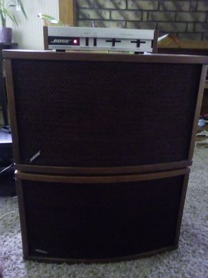 Bose High Quality Speakers w/Equalizer & Full Stereo Equip!! for Sale in Tacoma, WA