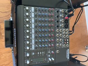 Mackie 12 channel Mixer for Sale in Monroe Township, NJ