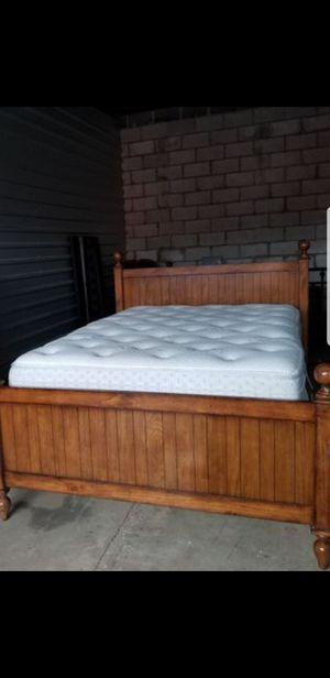 Full size mattress and box springs for Sale in Manassas, VA
