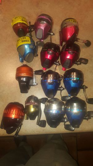 Fishing reels for Sale in Dallas, TX