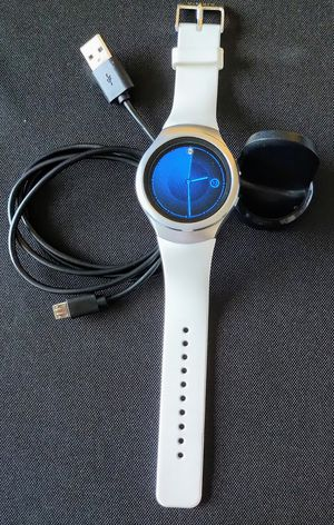Samsung Gear S2 Smart-Watch (4G + Bluetooth) for Sale in Arlington, VA