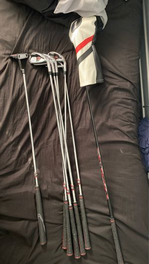 Ray cook gyros 6-p, putter, driver for Sale in Downers Grove, IL