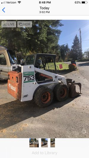 753 Bobcat for Sale in Maple Valley, WA