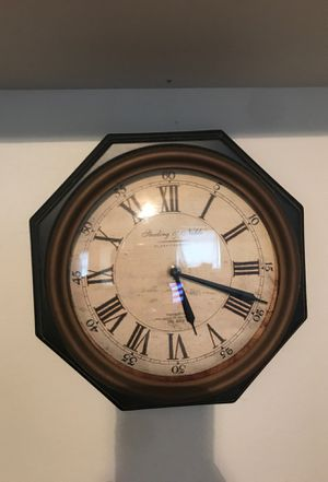 Antique clock works great for Sale in Lake Worth, FL