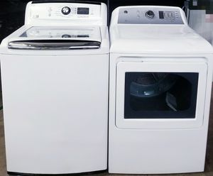 GE washer and dryer set for Sale in Gallatin, TN