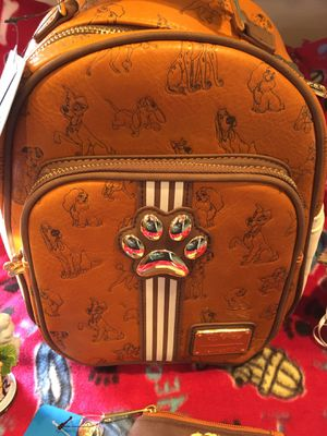 Loungefly Disney dogs for Sale in Columbia, MO