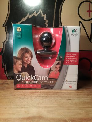 Logitech QuickCam Skype Web Camera Brand New in Box. for Sale in Vallejo, CA