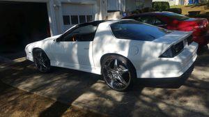 Used, 92 camaro with a 350 4 bolt main engine for Sale for sale  Jonesboro, GA