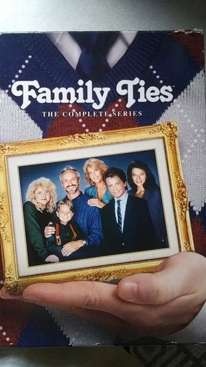 Family ties DVD series for Sale in Lincoln, NE