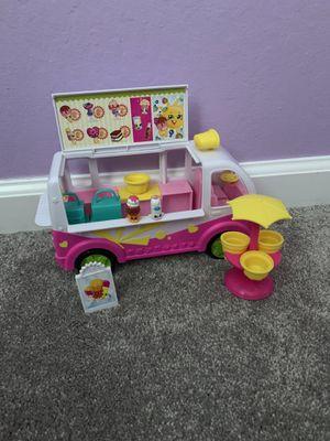 Shopkins ice cream truck for Sale in Richmond, CA