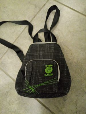Small backpack DIME BAGS purses-made local ybor city for Sale in Dover, FL