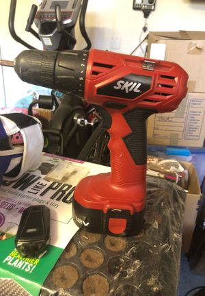 12 Volt Skil Cordless Drill with battery for Sale in Fair Oaks, CA