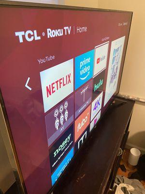 TCL 55R617 Roku TV 55 inch for Sale in Philadelphia, PA