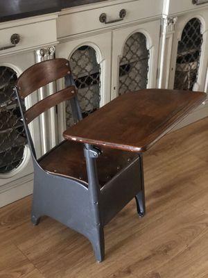 Vintage Student Desk for Sale in Cooper City, FL