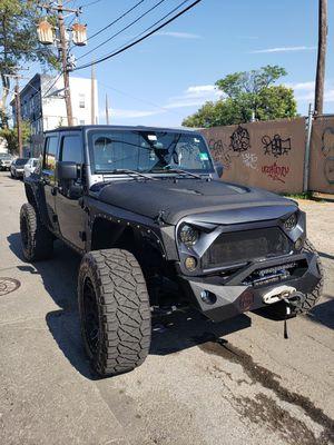 2007 jeep wrangler unlimited sahara for Sale in Newark, NJ