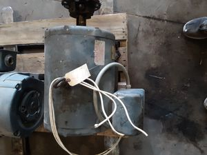 3 phase ac motor for Sale in Wellsville, KS