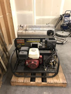 Karcher Hot Water Pressure Washer for Sale in Seattle, WA