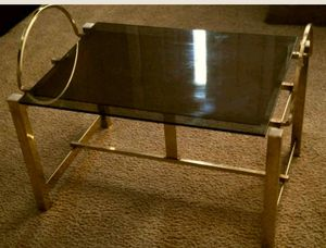Small Glass Top Table for Sale in San Angelo, TX