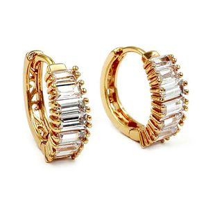 Fashion square open diamond earrings for Sale in Redwood City, CA