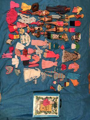 Barbie Dolls, Case, Accessories for Sale in Kent, WA