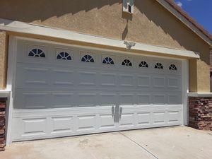 Garage doors for Sale in Jurupa Valley, CA
