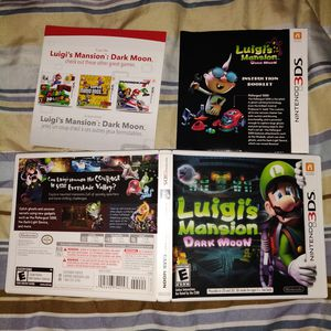 3DS case for Luigi's Mansion for Sale in Los Angeles, CA