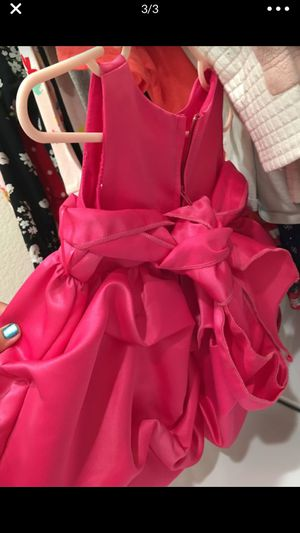 Baby girl dress 0-3 months for Sale in Lake Elsinore, CA