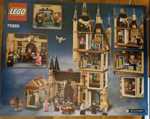 Harry potter astronomy tower lego set!!! for Sale in Olivette, MO