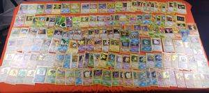 Vintage Pokemon and Pocket Monster Card Lot for Sale in Cape Coral, FL
