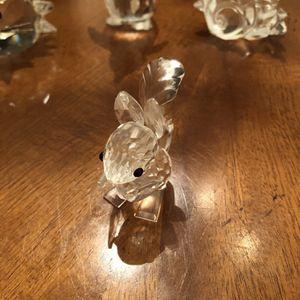 Swarovski Crystal Squirrel Figurine for Sale in New Port Richey, FL