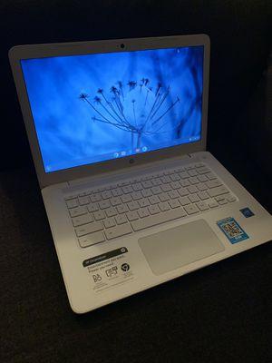 White HP Chromebook for Sale in Lafayette, LA