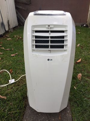 LG 10000 BTU portable air conditioner like new for Sale in Huntington Park, CA
